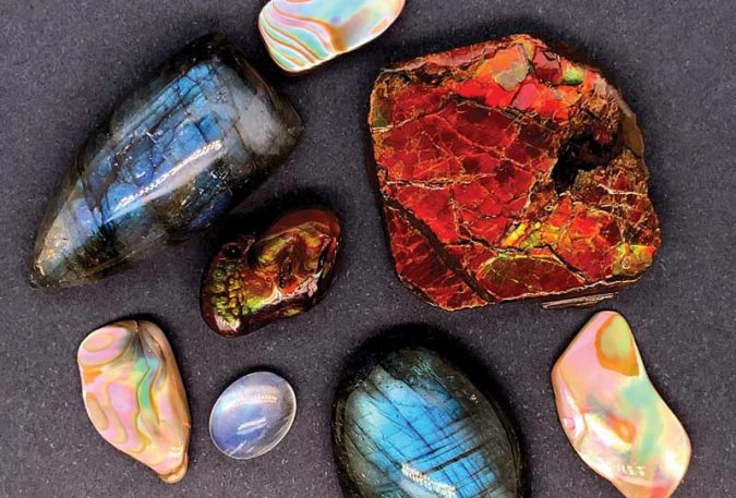 A gift from nature: The 10 optical phenomena of gemmology